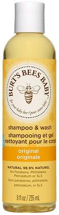Baby Bee Shampoo & Wash 235ml (EK/Stück: 5.52, UVP: 10.99)