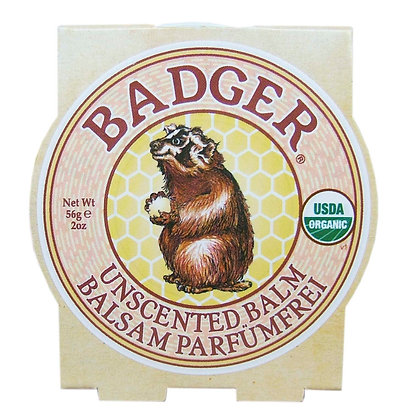 Badger Balm - Handbalsam - unparfümiert Large 56g (EK/Stück:7.05, UVP: 13.99)