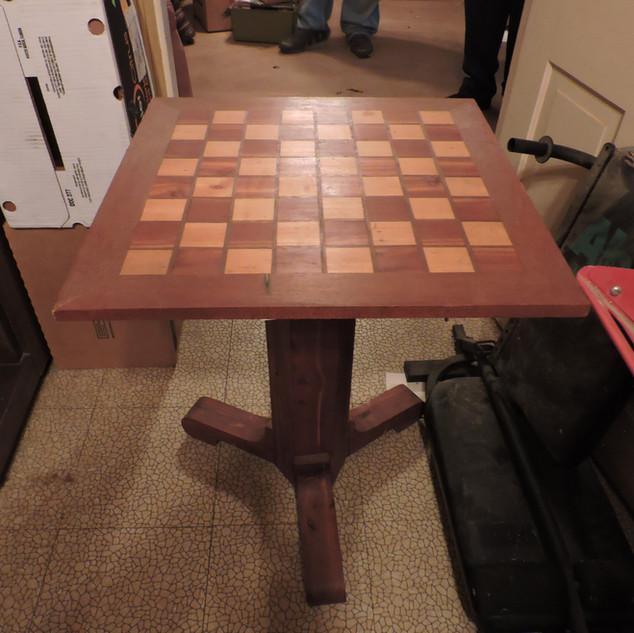 052  Chess-Checkers Table.JPG