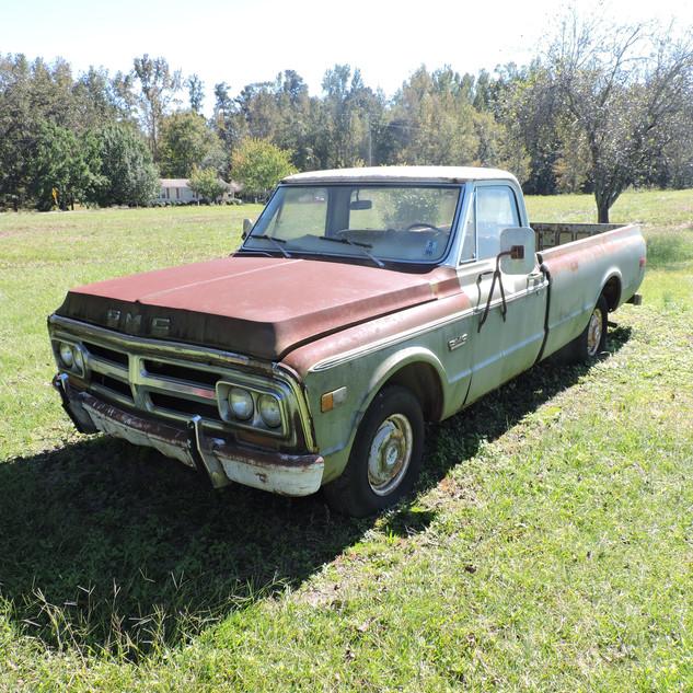 054  1971 GMC Pickup Truck.JPG