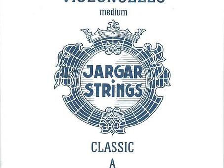 チェロの弦①ヤーガー
