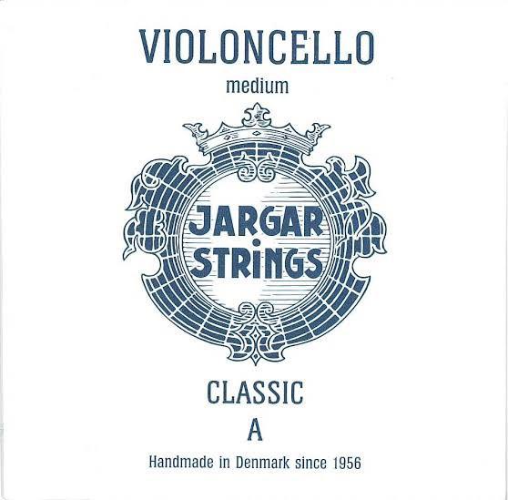 チェロの定番弦ヤーガー