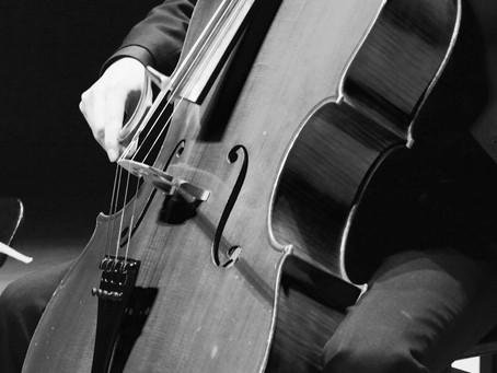 チェロ・弦楽器の録音のページ