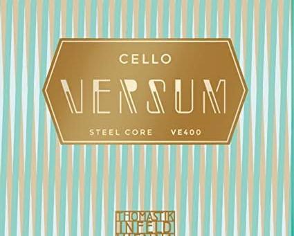 チェロの弦③ヴェルサムとヴェルサムソロ