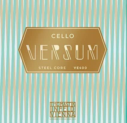 ヴェルサム バーサム チェロ弦 レビュー Versum