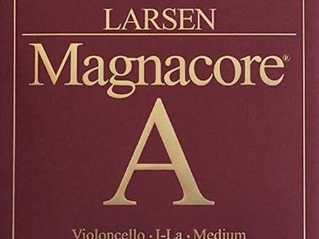 チェロの弦⑤ラーセンマグナコアとアリオーソ