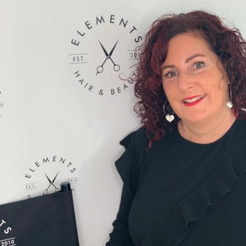 Anita - Artistic Director and AVEDA Ambassador