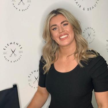 Hannah - Salon Manager and Senior Stylist