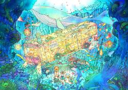 深海で待ち合わせ