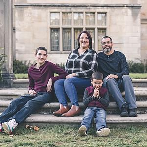 Lisa Moan Family