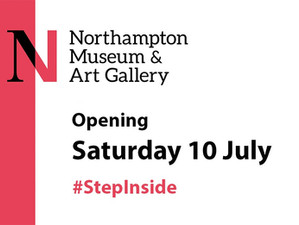 Northampton Museum & Art Gallery reopening date announced