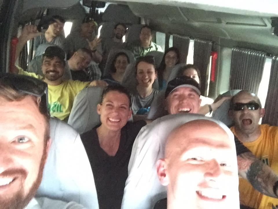 CCA Missions trip to Belem