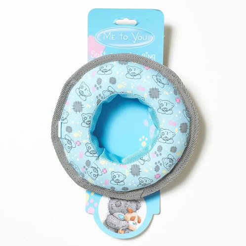 Soft Squeaky Ring - Great Puppy & Kitten Toy