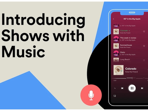 Spotify Now Lets You Add Music Tracks to Podcast Shows