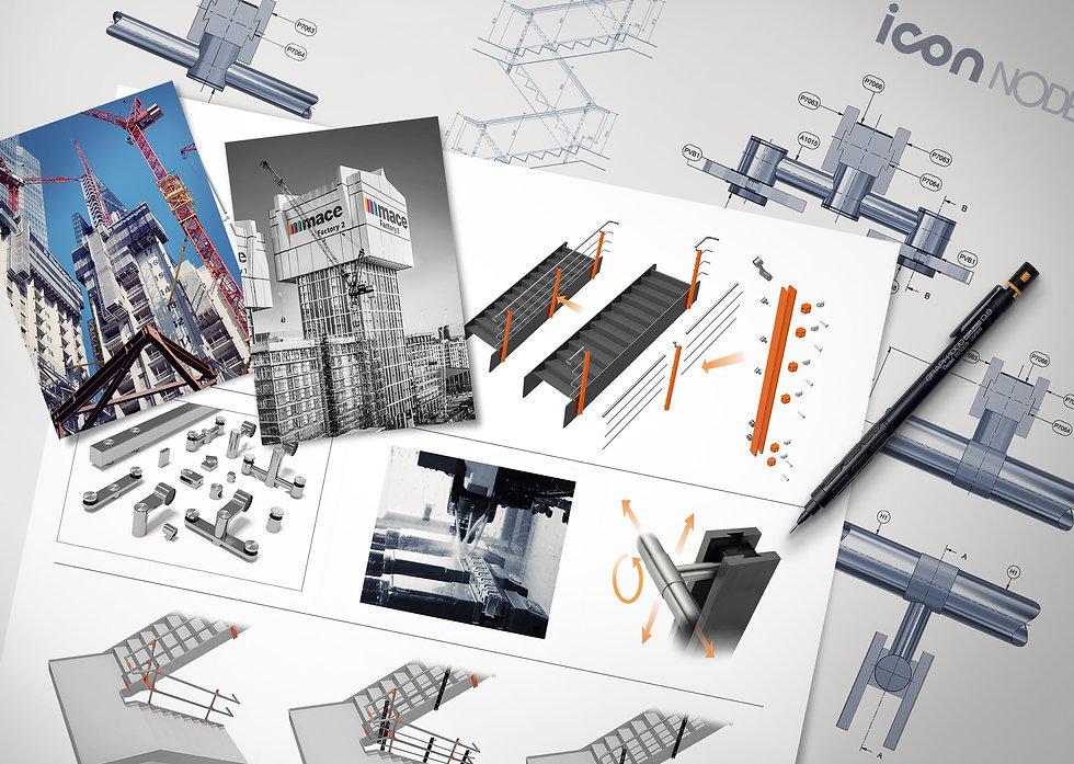 Handrail Design | icon MMC handrail systems