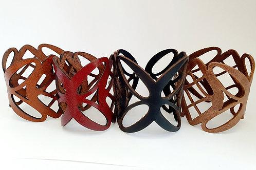 le bracelet – Lederarmband