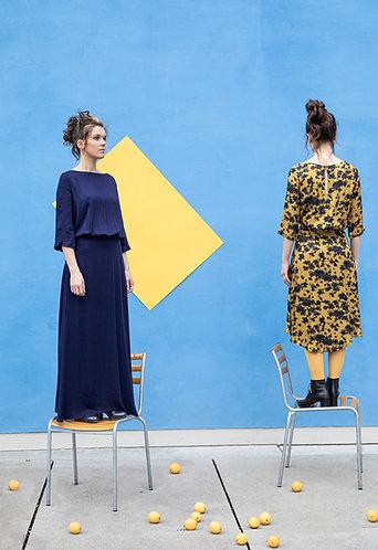 Kleid Overall, blau