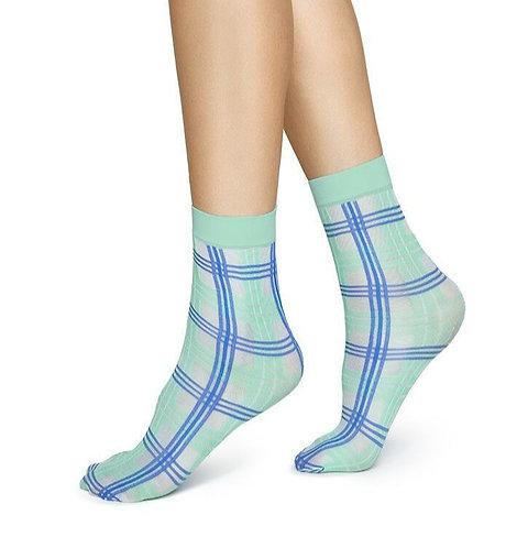 Greta Tartan Socks