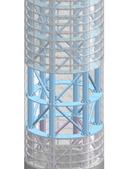 3D Ansicht Glasturm