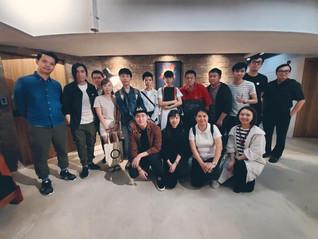 澳門業餘進修中心「電影製作入門課程」學生到訪1220影視綜合服務平台