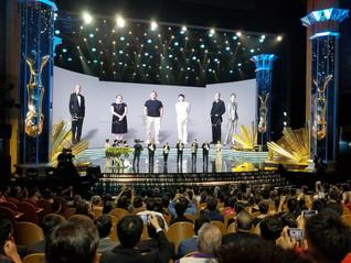 到訪2018上海國際電影節