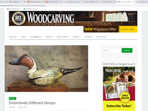 Woodcarver's Illustrated