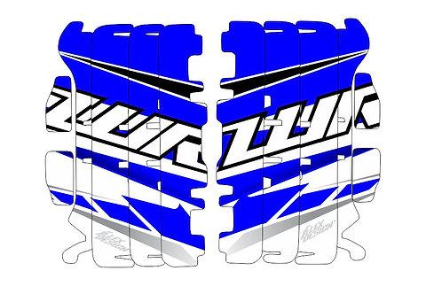 Adesivo para grade do radiador WR