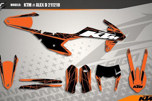KTM ALEX D 211218