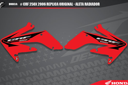 CRF 250X replica original 2006