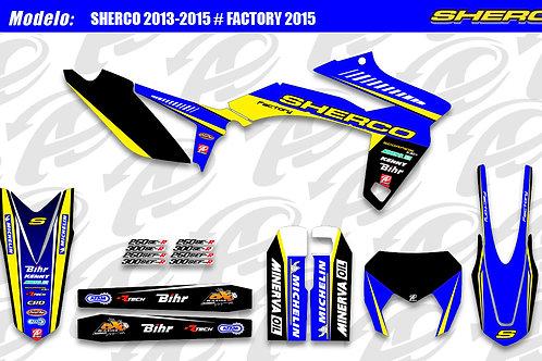 Sherco Factory 2015