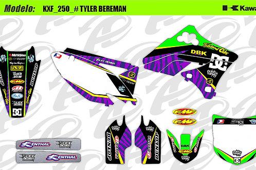 Kawasaki Tyler Bereman