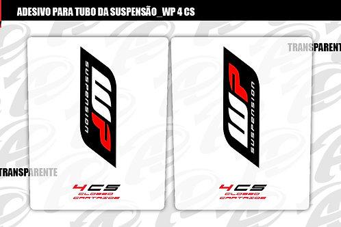 Adesivo tubo de suspensão WP 4cs