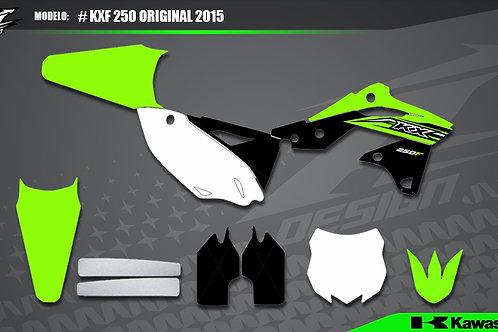 Kawasaki kxf 250 Original 2015