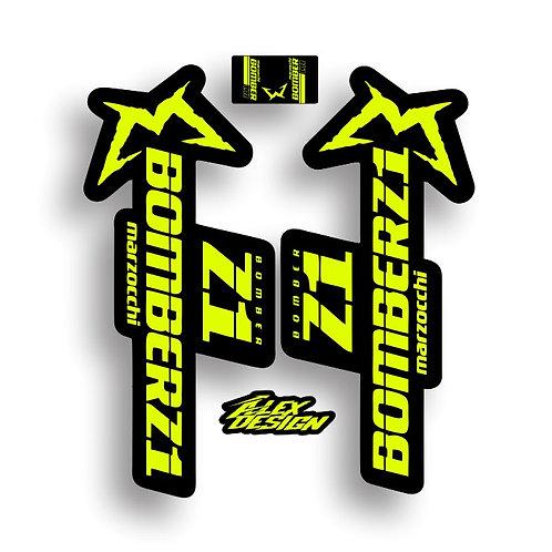 Marzocchi Bomber Z1 2020 + CR