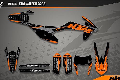 KTM ALEX D 3298