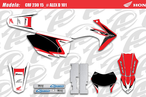 CRF Alex d 101