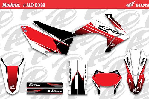 CRF Alex d x33