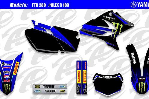 Yamaha Alex d 183