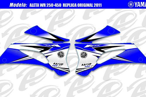 Aletas WR f 250-450 Original 2011