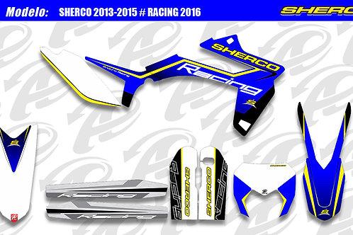 Sherco Racing 2016