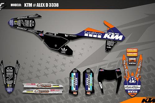 KTM  Alex D 3338