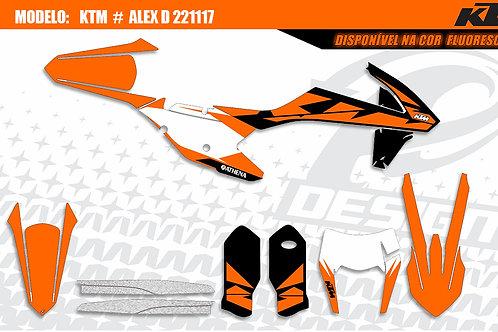 KTM ALEX D 221117
