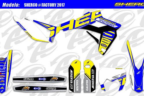 Sherco Factory 2017
