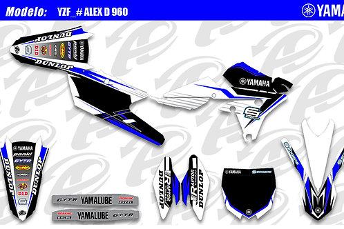 Yamaha Alex d 960