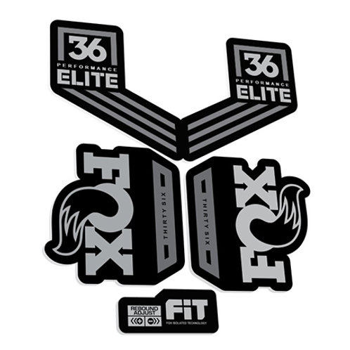 Fox 36 elite performance 2017-18