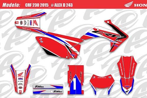 CRF Alex d 243