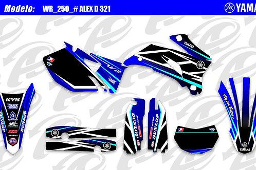 Yamaha Alex d 321