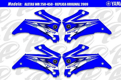 Aletas WR f 250-450 Original 2009