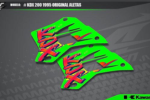 KDX 200 95 Réplica