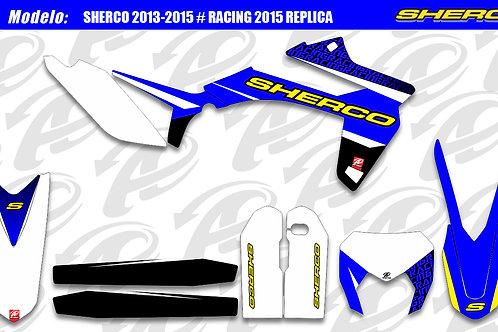Sherco Racing 2015